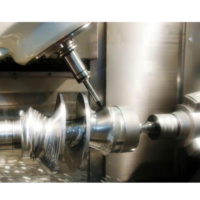 精密机械零件数控加工