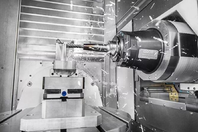 大型精密機械零件加工