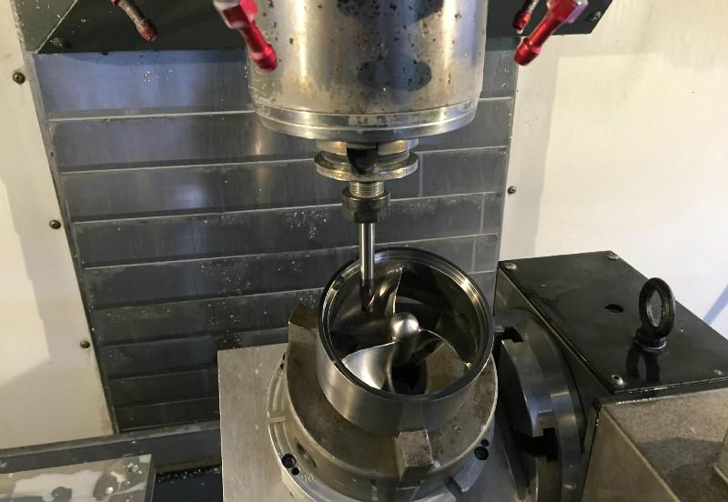 CNC機械加工